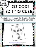 QR Code Editing Cube
