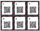 QR Code Ending Digraph Words Activity