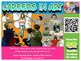 QR Code FUGLEFLICKs 10 pack Art Related Student Created Videos