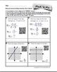 "QR Code ""Find 'N Fix"" Algebra Error Analysis Bundle - Students ""Grade"" Papers!"