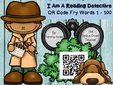 QR Code Fry Words 1-100 Reading Detectives #goldmedaldeals