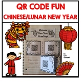 Chinese New Year QR Code Fun - Hear it in Chinese