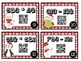QR Code Fun: Christmas Task Cards - Addition & Subtraction
