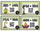 QR Code Fun: Halloween Spooky Hats Task Cards - Addition & Subtraction