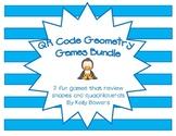 QR Code Geometry Games Bundle