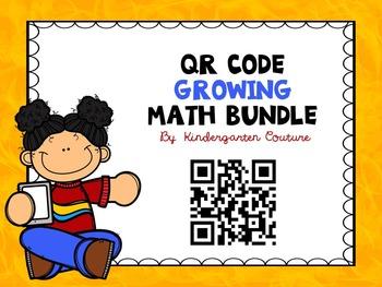 QR Code Math Bundle #1