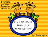 QR Code Habitat Investigation