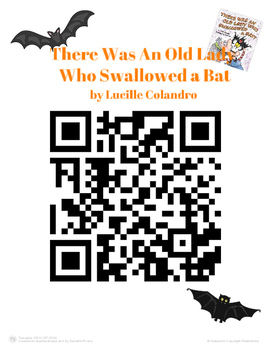 QR Code Halloween Read Alouds for the Listening Center