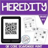 QR Code Heredity and Genetics Scavenger Hunt