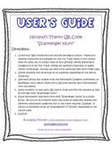 QR Code Holland's Theory Scanvenger Hunt
