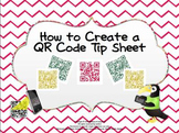 How to Create QR Codes Freebie!