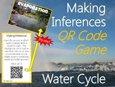 Water Cycle Task Cards with QR Codes