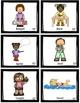 QR Code Language Game (Past tense verbs and Plurals)