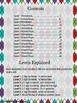 QR Code Leveled Long Division Worksheet Bundle- 35 worksheets with answer keys!