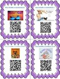 QR Code Listening Books for Spring/Summer LINKS TOO!