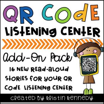QR Code Listening Center Add-on Pack