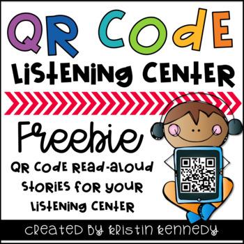 QR Code Listening Center Freebie