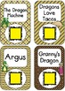 QR Code Listening Centers: Dragon Stories Set 1