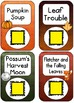QR Code Listening Centers: Fall Stories Set 1