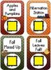 QR Code Listening Centers: Fall Stories Set 2