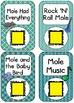 QR Code Listening Centers: Mole Stories Set