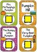 QR Code Listening Centers: Pumpkin Stories Set