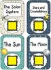 QR Code Listening Centers: Space Nonfiction Set