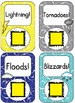 QR Code Listening Centers: Weather Nonfiction Set 2