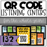 QR Code Listening Centers for the Whole Year (Money Saving