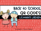QR Code Listening Library - Back to School