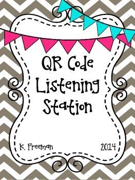 QR Code Listening Stations