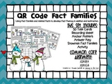 QR Code Fact Families and Related Facts
