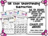 QR Code Understanding Subtraction