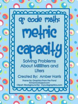 QR Code Math:  Metric Capacity