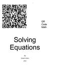 QR Code Math - Solving Equations