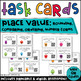 QR Codes Math Task Card Mega Bundle {ALL of my 3rd and 4th
