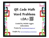 QR Code Math Word Problems