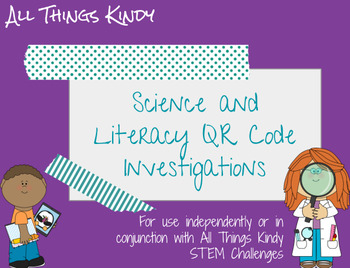 QR Code Math and Science Investigations