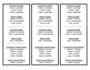 QR Code Measurement Task Cards 4.MD.1