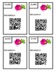 QR Code Multiplication 1 x 4 Digit Scavenger Hunt 4.NBT.5
