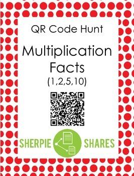 QR Code Multiplication