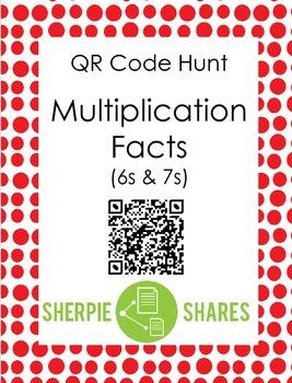 QR Code - Multiplication (6,7)