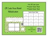 QR Code Multiplication Area Models