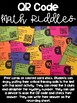 QR Code Mystery Number Riddles