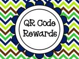 Mystery Rewards using QR Codes