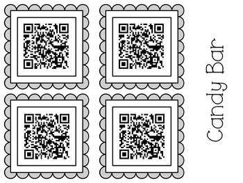 Mystery Rewards using QR Codes