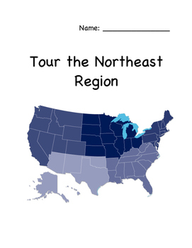 QR Code Northeast Region
