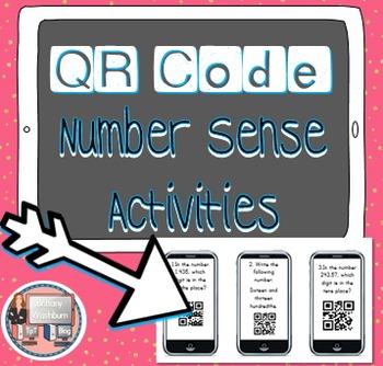 Number Sense QR Codes
