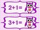 QR Code Owl Math +1