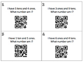 QR Code Place Value Scavenger Hunt